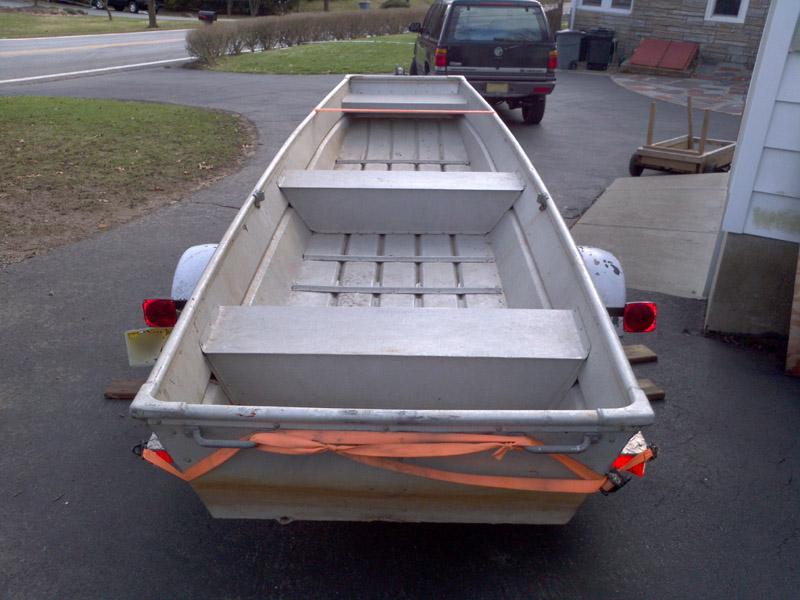 Heres My Boat Sears 14 Jon Tinboatsnet