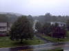 Flooding at 10:58 am 8/28/11