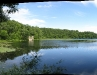 Ramapo Lake Panorama from shore